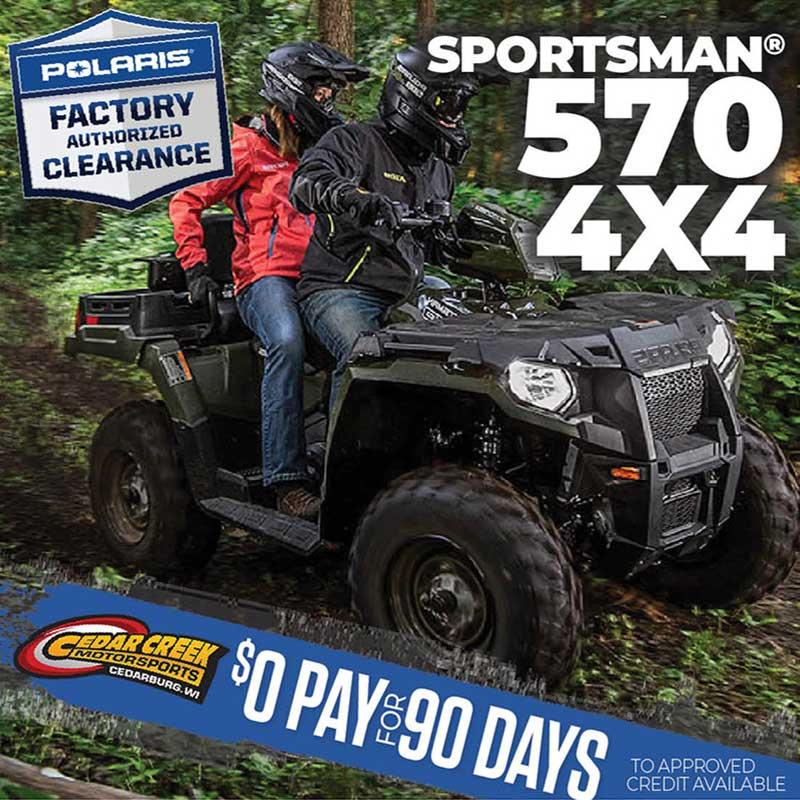 Hot Deals | Cedar Creek Motorsports | Cedarburg Wisconsin