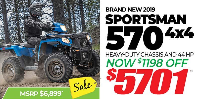 Spring Fever Sale | Cedar Creek Motorsports | Motorcycle ATV