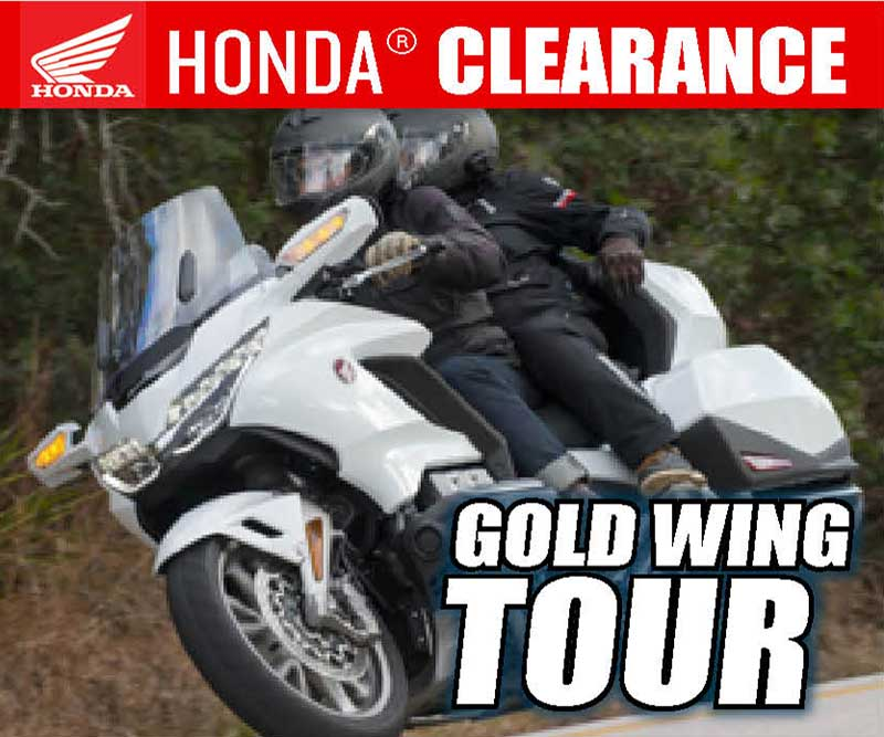 Honda Motorcycle Clearance | Cedar Creek Motorsports