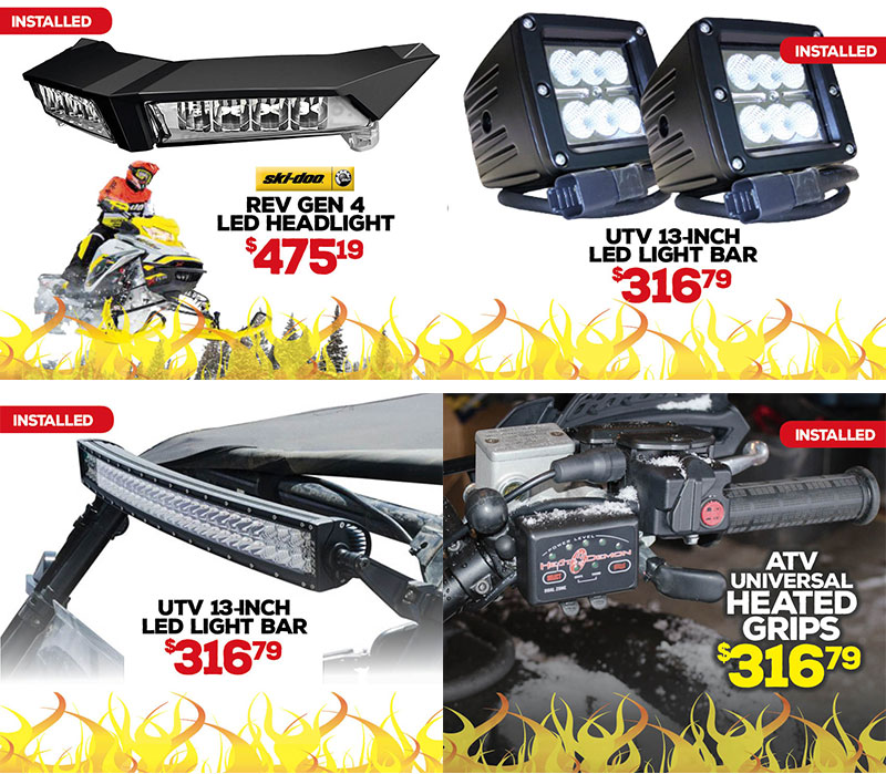 Service Specials Motorcycle Jetski Spring Tune Up Oil